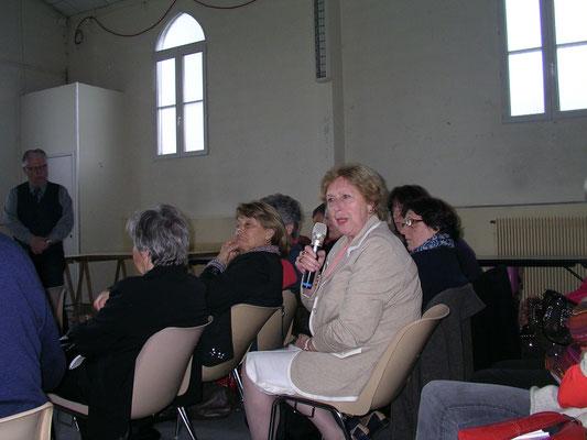 Christiane Nastri (Cebesia-Belgique)