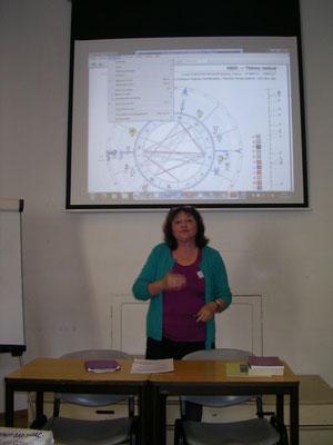 Michèle Mazilly le les thèmes astrologiques d'entreprises