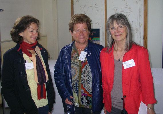 Sylvie, Martine Barbault, Suzanne Martel