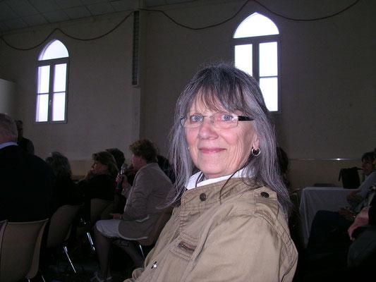 Suzanne Martel, l'astrologue photographe déléguée !