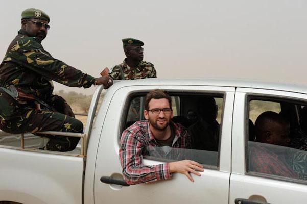In Zinder / Niger. Foto: Jörg Böthling.