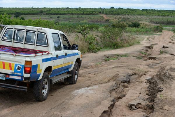 Der Beira-Crridor von Mosambik. Foto: Jörg Böthling