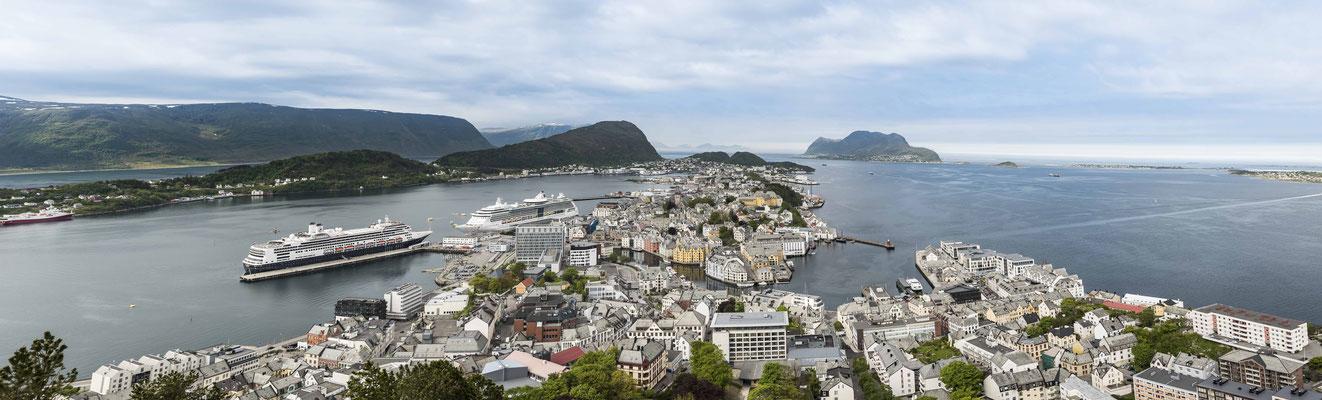Alesund - Noorwegen