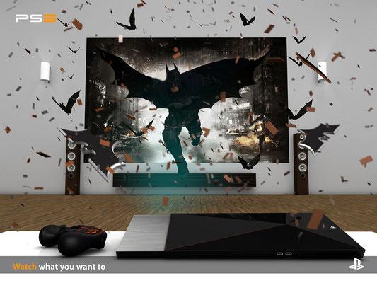 PS5 Konzeptbild #2 - Bilderquelle: Fateh Dogar