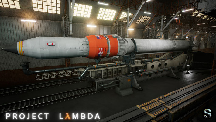 Project Lambda Half-Life Unreal Engine 4 Fan-Remake Screenshot 6