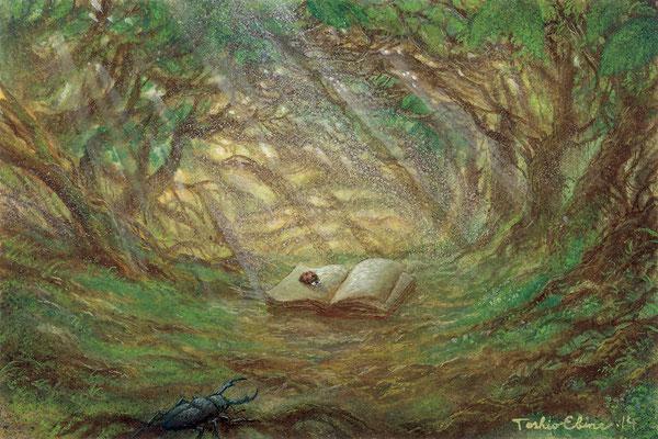 小さな森の小さな本
