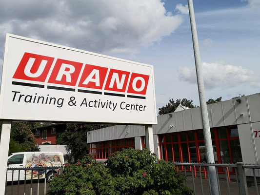 Willkommen im URANO Training & Activity Center