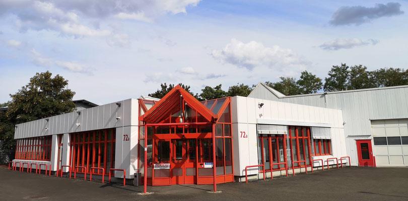 Willkommen im URANO Training & Activity Center