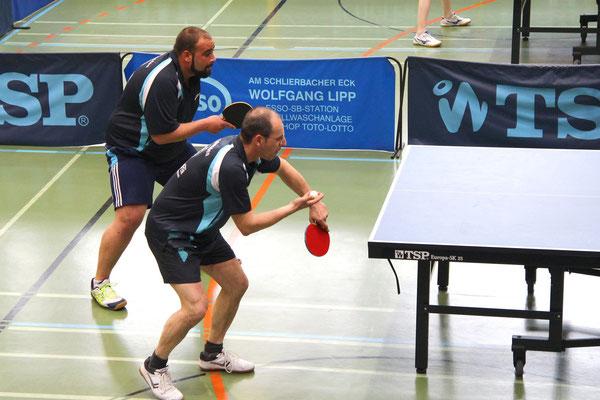 Spiel zum Meister 2016  Paolo, Volle