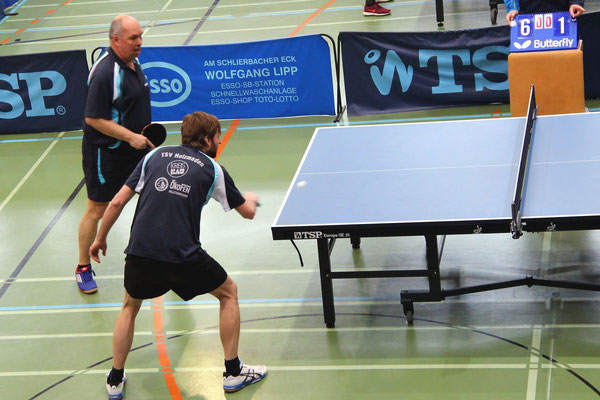 Spiel zum Meister 2016  Fabi, Herbert