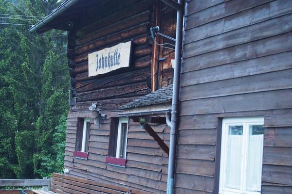 Hütte 2016