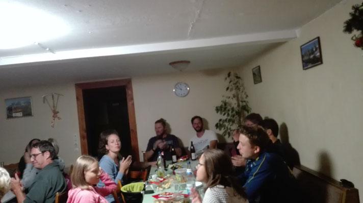 Hütte 2018