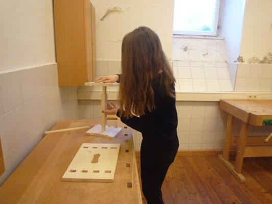 Holz bau polytechnische schule klagenfurt for Holzverbindungen herstellen