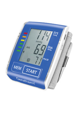 Produktfotografie Blutdruckmessgerät für Geratherm Medical AG