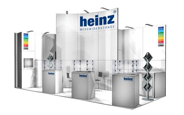 Heinz Messwiderstände Nürnberg 2017