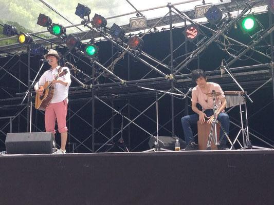 2013.6.16.sun. ナディアパーク矢場公園 『NCA学園祭2013』