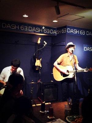 2015.8.21.fri. 庄内通 Live Bar DASH63 『夏だ!ナッツだ!夏男』