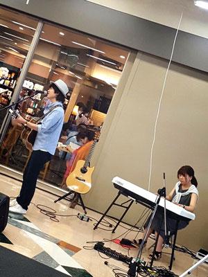 2016.6.11.sat. アピタ長久手 『UTAGE in 長久手アピタ』