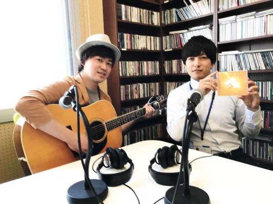 2018.6.9.sat. FM nanami 77.3 『WANGAN MUSIC』