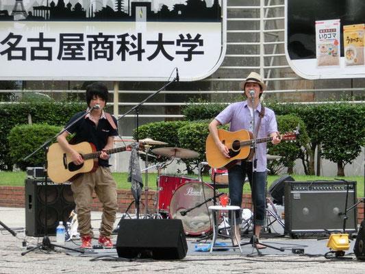 2012.7.14.sat. 栄広場 『SAKAE SOUND STREET vol.30』