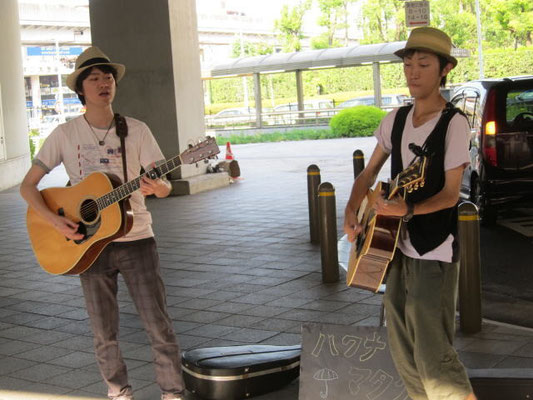 2011.6.25.sat. 大曽根 『Street Live』