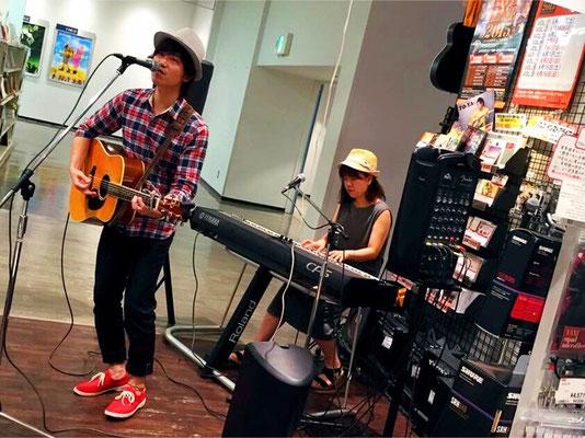 2015.6.12.fri. 島村楽器名古屋パルコ店 『シマレコインストアライブ vol.2』