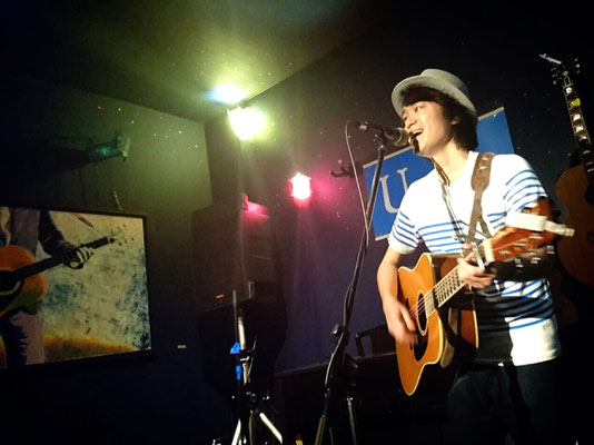 2016.6.17.fri. 名駅 Live Bar U-ree 『藤ROCK ROUND.1』