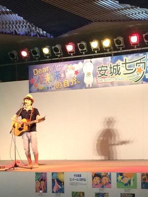 2014.8.2.sat. 安城駅前七夕ステージ 『第61回安城七夕まつり』