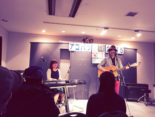 2015.4.11.sat. 島村楽器名古屋パルコ店 『Acoustic Paradise 2015』
