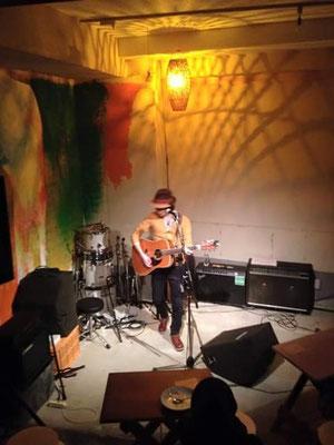 2014.12.27.sat. 吹上 鑪ら場 chinaデモCDレコ発パーティー『sweets music cafe vol.2』