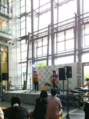 2014.8.24.sun. 栄 ナディアパークアトリウム 『SAKAE SOUND STREET in アトリウム vol.3』
