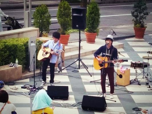 2014.9.21.sun. 星が丘テラス 『アコースティックライブイベント』