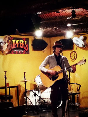 2015.3.22.sun. 岡崎 LIVEBAR BOPPERS 『BOPPERS Acoustic Live vol.50』