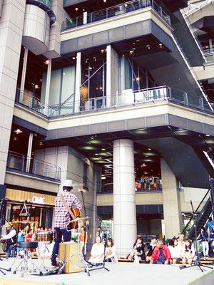 2014.5.25.sun. 栄 ナディアパークアトリウム 『SAKAE SOUND STREET in アトリウム vol.1』