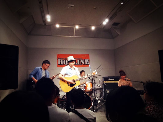 2017.8.13.sun. 島村楽器イオンモール大高店 『HOTLINE 2017』