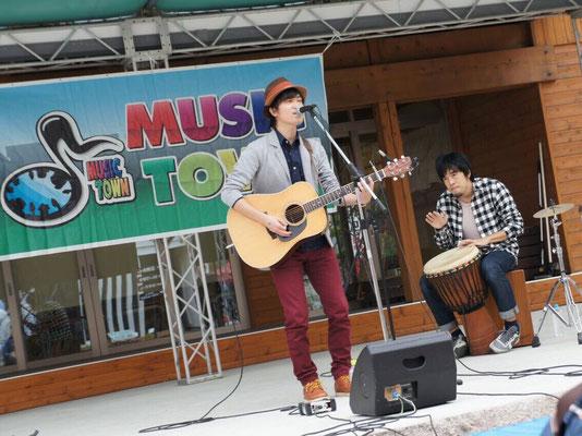 2015.11.7.sat. 中京テレビハウジングみなと 『Music Town』