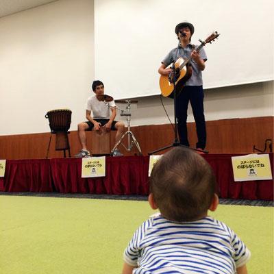 2017.8.20.sun. イオンモール名古屋茶屋 『はっぴーひろばおやこ祭』