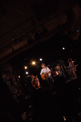 2012.6.26.tue. 伏見 Heartland STUDIO 『GERBILS vs 片山裕規 vs No Money Finish vs baoao』