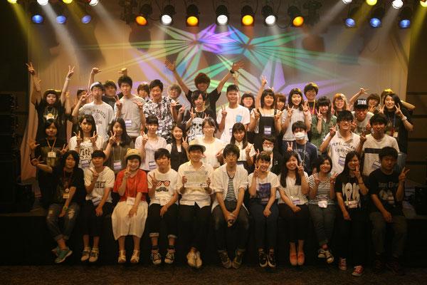 2016.7.10.sun. 名古屋ビジュアルアーツ 『NVA体験入学 Air Hall LIVE』