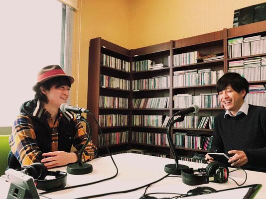2017.3.4.sat. FM nanami 77.3 『WANGAN MUSIC』