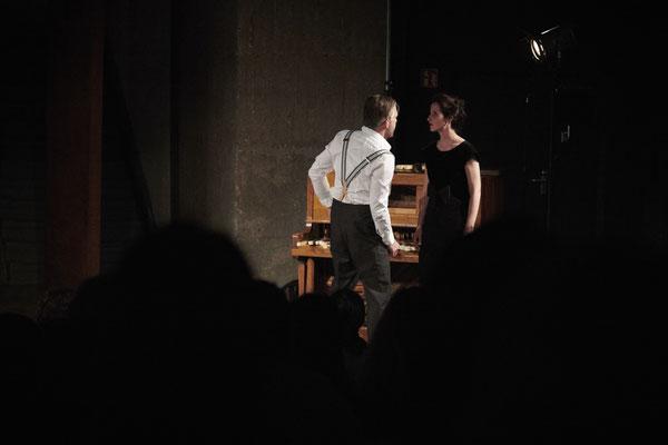 Hear the Fear, Regie: Theresa von Halle, © Philippe Bunte