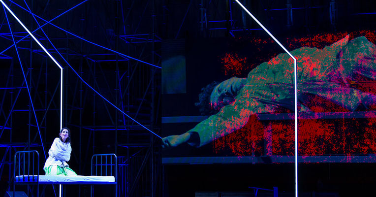Stockhausen. Aus Licht, Holland Festival, Pierre Audi, Regie©Ruth & Martin Walz