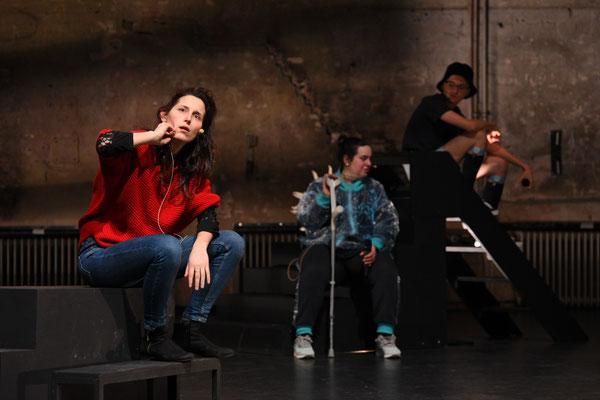 Ich. Wir. Don Giovanni, Regie: Alicia Geugelin © Philip Artus
