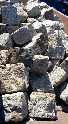 Natursteine - groß -