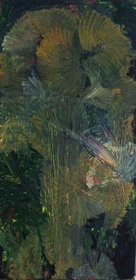Maria Vogl, umblühen I, 80,0x40,0 cm