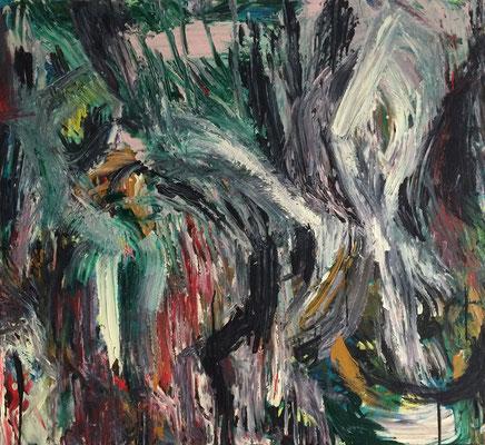Maria Vogl, o.T., 103,0x114,0 cm