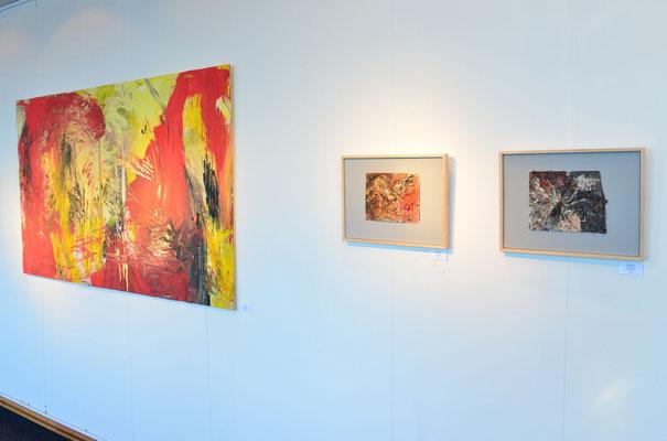 Hängung in der Galerie III (Foto: Christian Hanc)