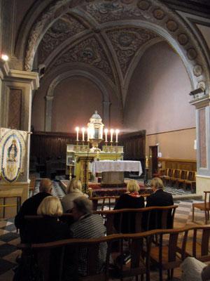 L'église du couvent St François a Vico