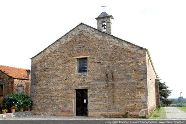 San Pancrazio à Castellara di Casinca
