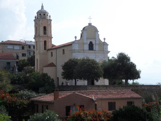 Cargese les deux églises face à face